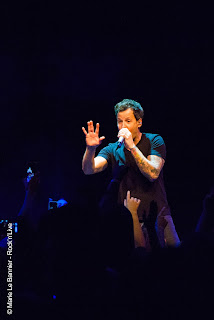 Marie Le Bannier Rock'n'Live 2016 118 Warner Simple Plan Rock Pop Punk Concert Live Welcome to My Life Pierre Bouvier Taking One For The Team I Don't Want To Go To Bed
