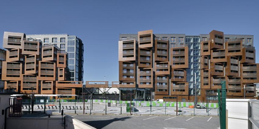 Basket apartments de ofis blog arquitectura y dise o for Blog arquitectura y diseno