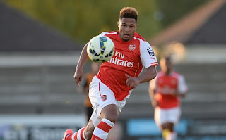 Arsenal youngster Serge Gnabry plans to leave
