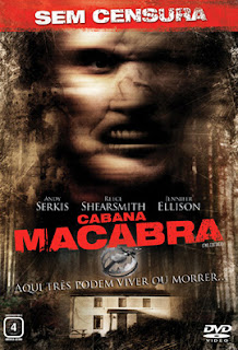 Cabana Macabra - DVDRip Dublado