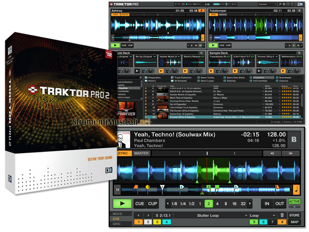 Native Instruments Traktor Scratch Pro v2.0.3 Cracked & Working. native