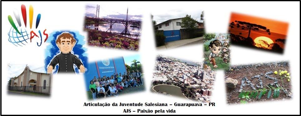 Articulação da Juventude Salesiana - Guarapuava-PR