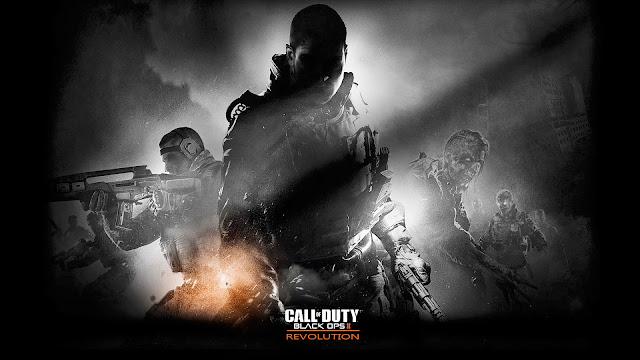 Call Of Duty Black Ops 2 Revolution HD Wallpaper