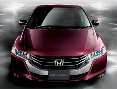 2012-Honda-Odyssey%2B-Violet-Color-Front