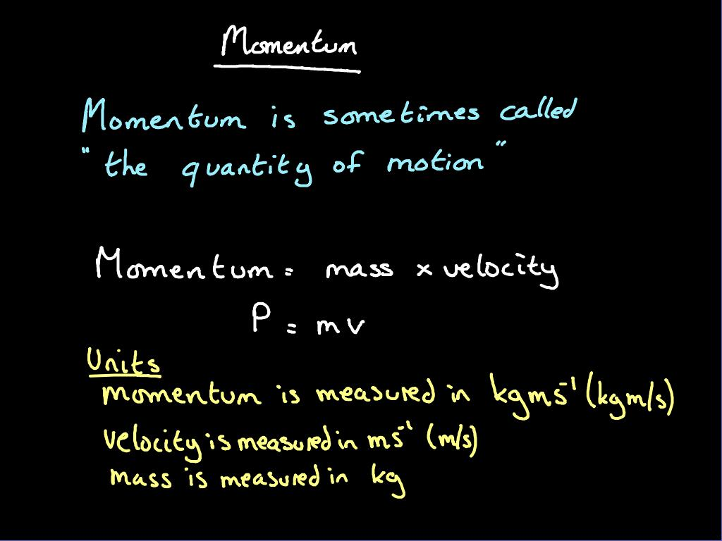 physics momentum Asu's modeling physics program has their mechanics materials online for free: momentum momentum notes: here are my notes from the chapter on momentum.