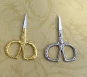Santa Scissors