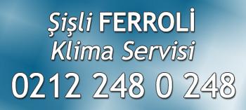 Ferroli Şişli Klima Servis