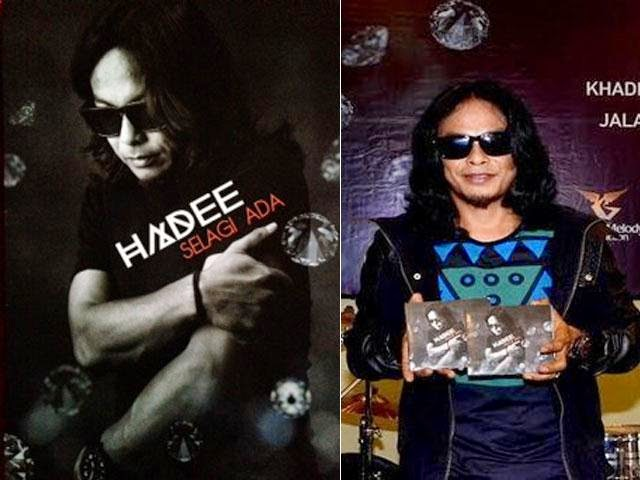 Usia Bukan Penghalang Bagi Hadee Lancar Album Rock
