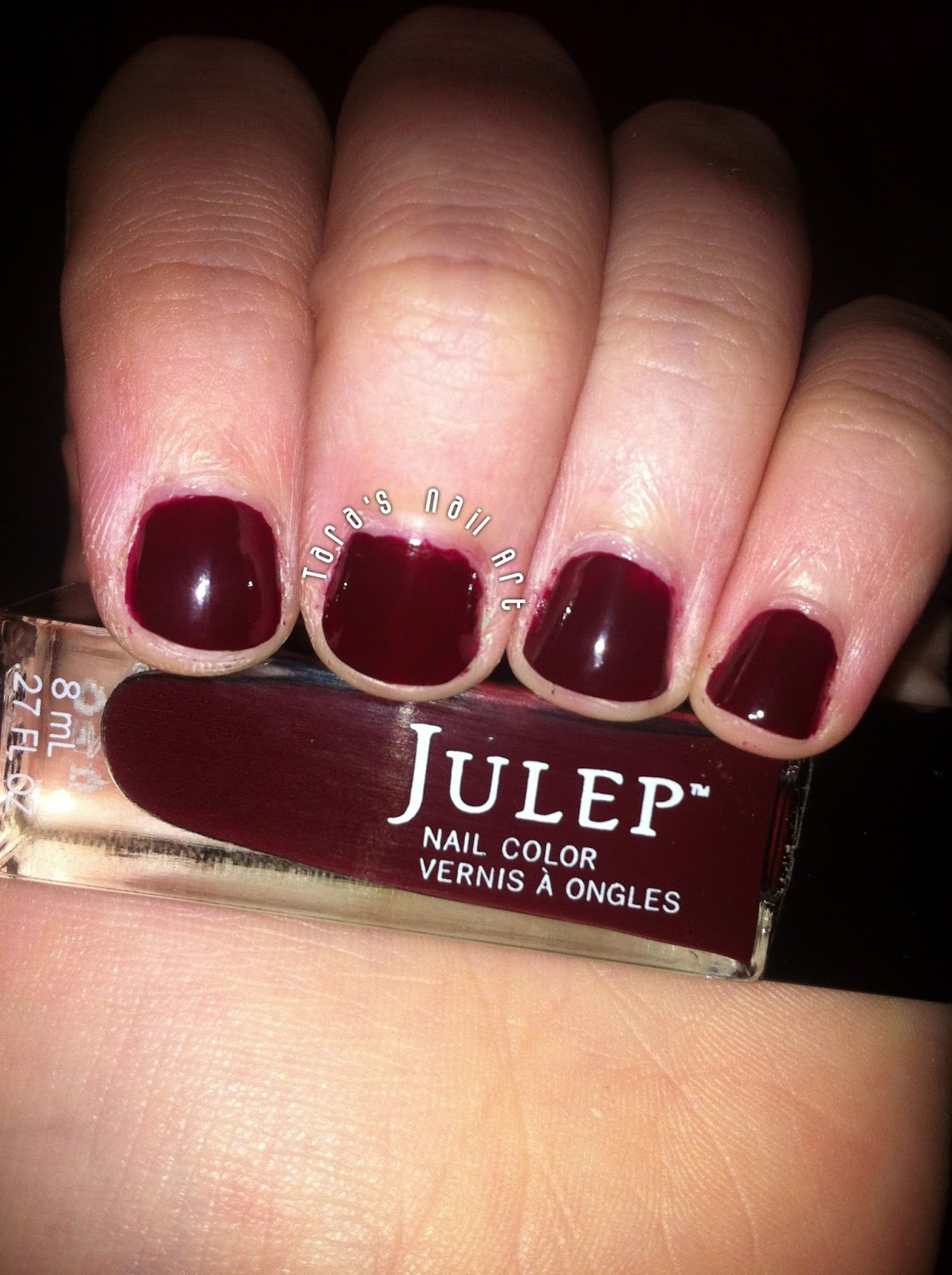 Julep Nail Polish Names - Absolute cycle