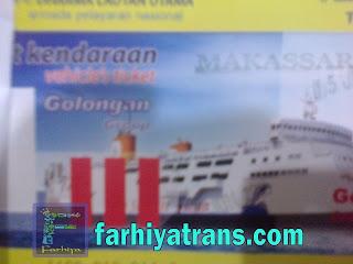 tiket kapal surabaya makassar