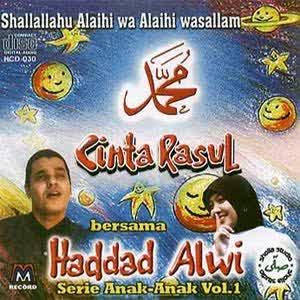 Haddad Alwi & Sulis - Cinta Rasul 1