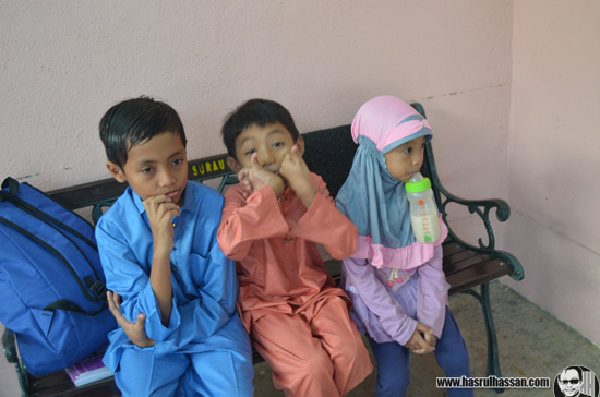 Majlis Berkhatan Beramai-Ramai Hospital Parit Buntar