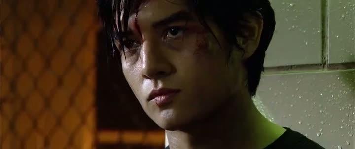 Screen Shot Of Tekken (2010) Dual Audio Movie 300MB small Size PC Movie