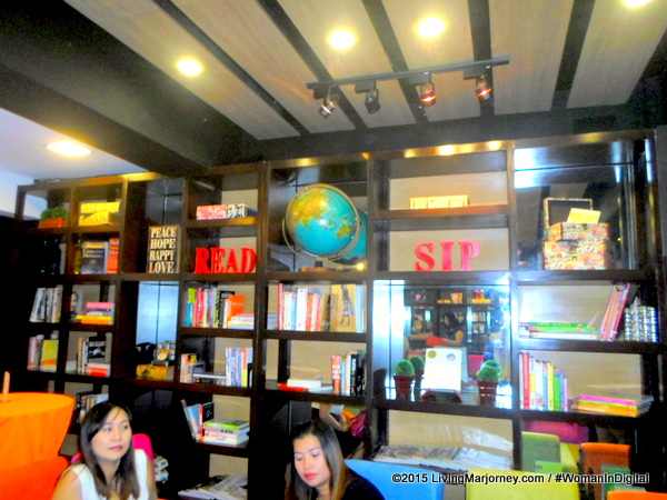 Books And Borders Cafe Tomas Morato Menu