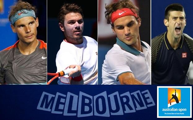 Australian Open 2016 Schedule
