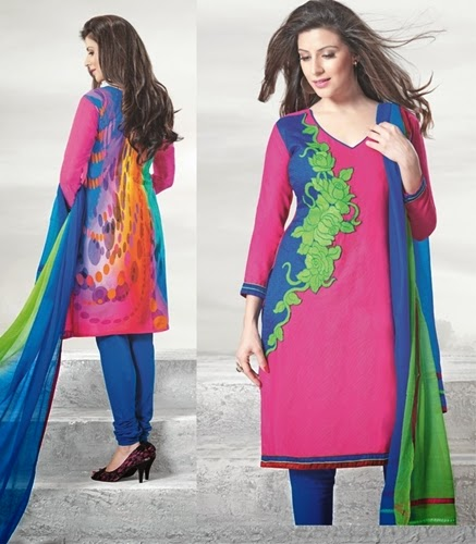 Indian Lawn Dresses 2014