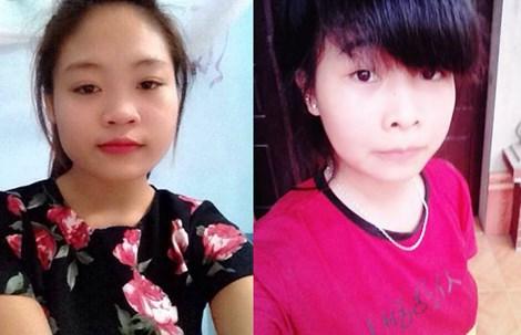 2 nữ sinh Trâm và Hoàn-An ninh phap luat