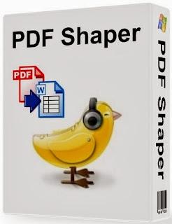 Resultado de imagen de PDF Shaper Pro