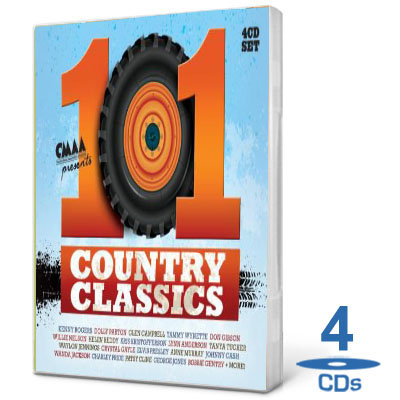 101 Country Classics (2011) Box 2BCountry 2B  2B4 2BCDs 2Bc 25C3 25B3pia