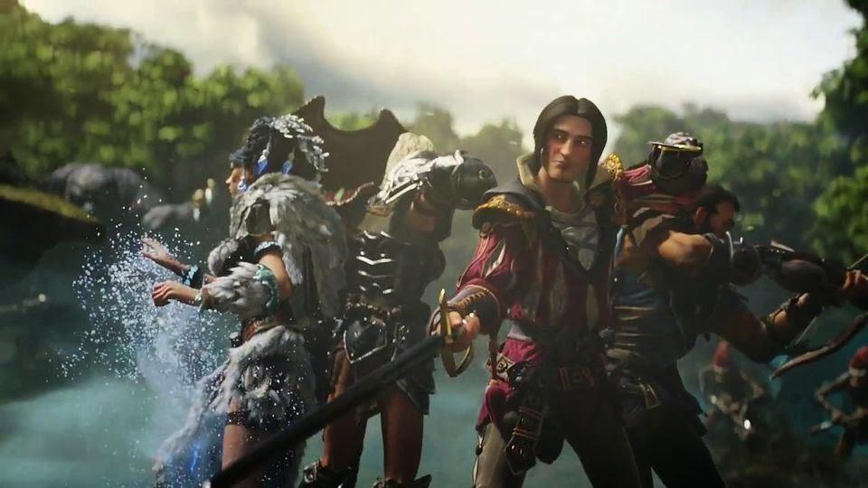 Juega gratis el videojuego exclusivo de Xbox One Fable Legends