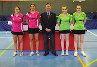 Final Absoluto dobles femeninos 2013