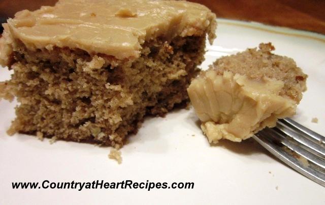 Brown Sugar Icing Recipe For Cake