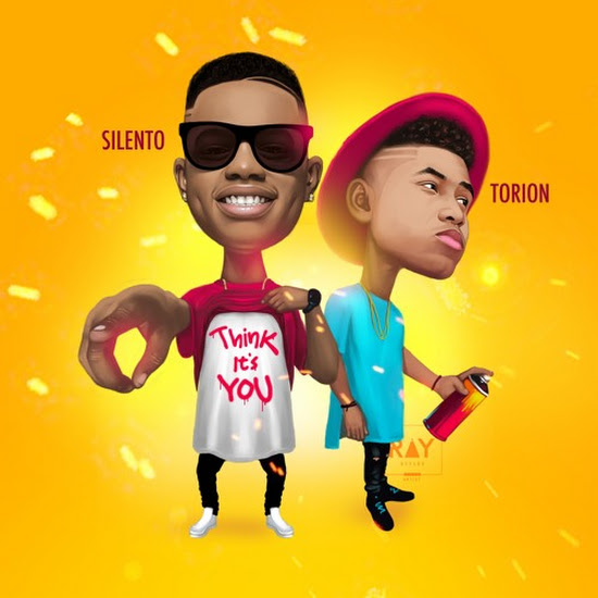 Silento - Think It's You (Feat. Torion)
