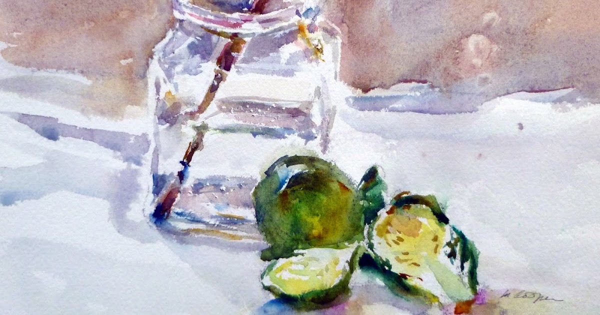 Michele S Nw Studio Watercolor Sprouts