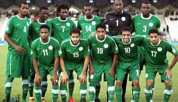 تشكيلة منتخب السعودية المشاركة فى كاس اسيا 2015