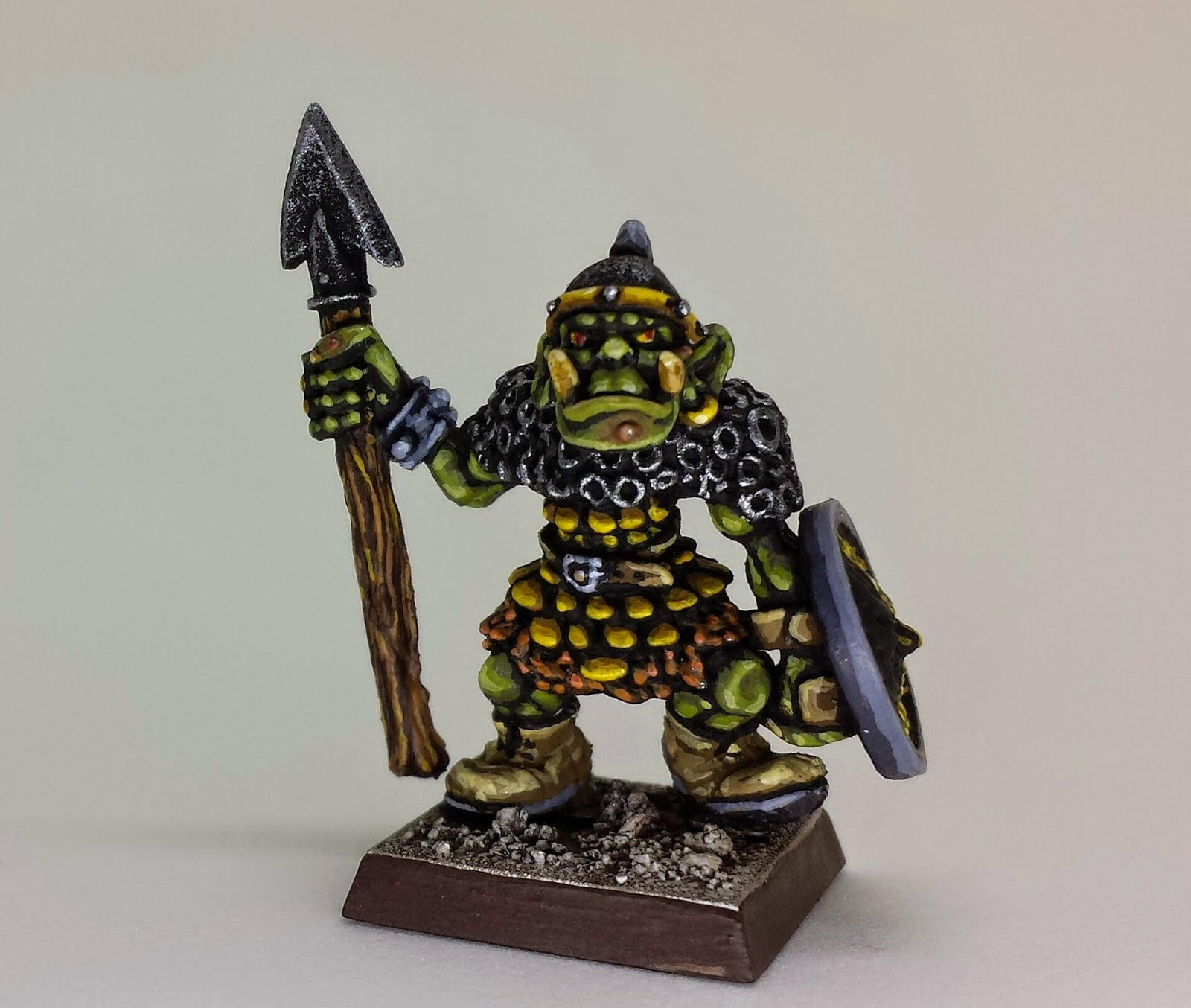 Now That's an Orc!