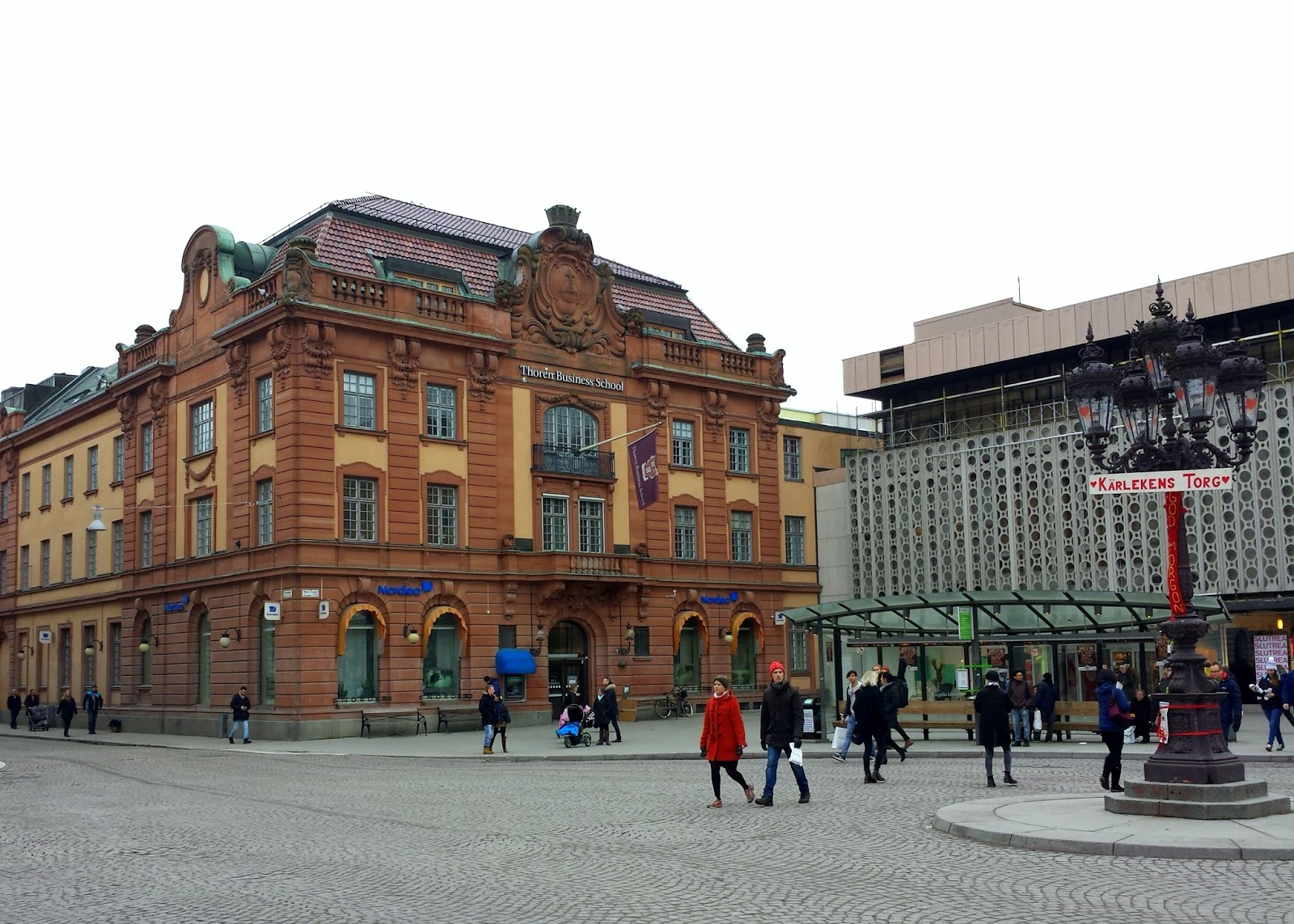Uppsala business school  |  An afternoon in Uppsala on afeathery*nest  |  http://afeatherynest.com