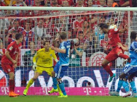 Bayern Munich vs Hamburg 5-0 Video Gol
