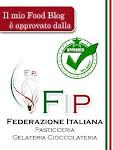 silviaaifornelli è  approvato dalla F.I.P. Federazione Italiana Pasticceria Gelateria Cioccolateria