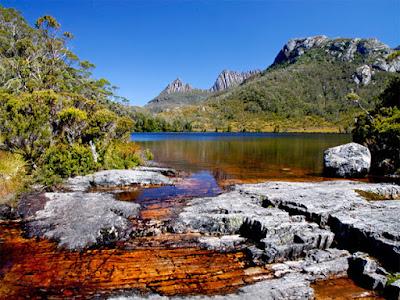 Ascent Overland Track, Australia