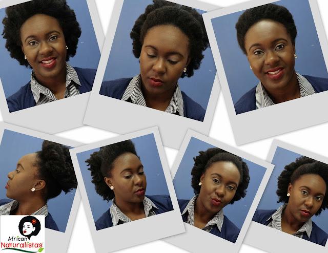 berry dakara, natural hair, shrinkage, african naturalistas