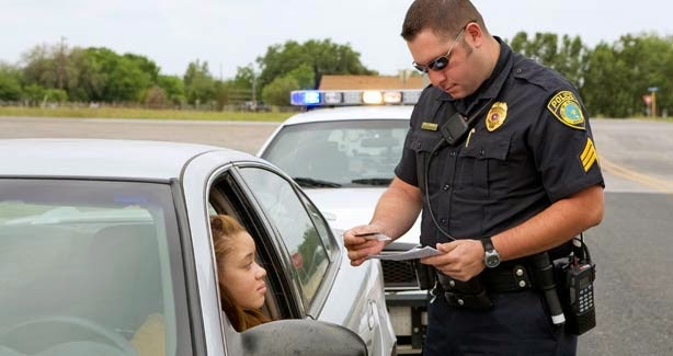 police discretion article