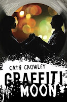 graffiti moon by cath crowley book cover