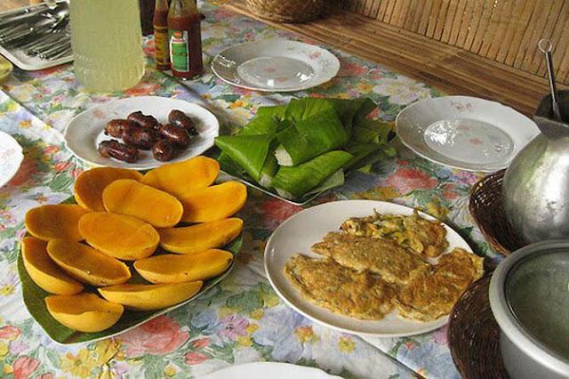 Desayuno filipino for Desayuno frances tradicional