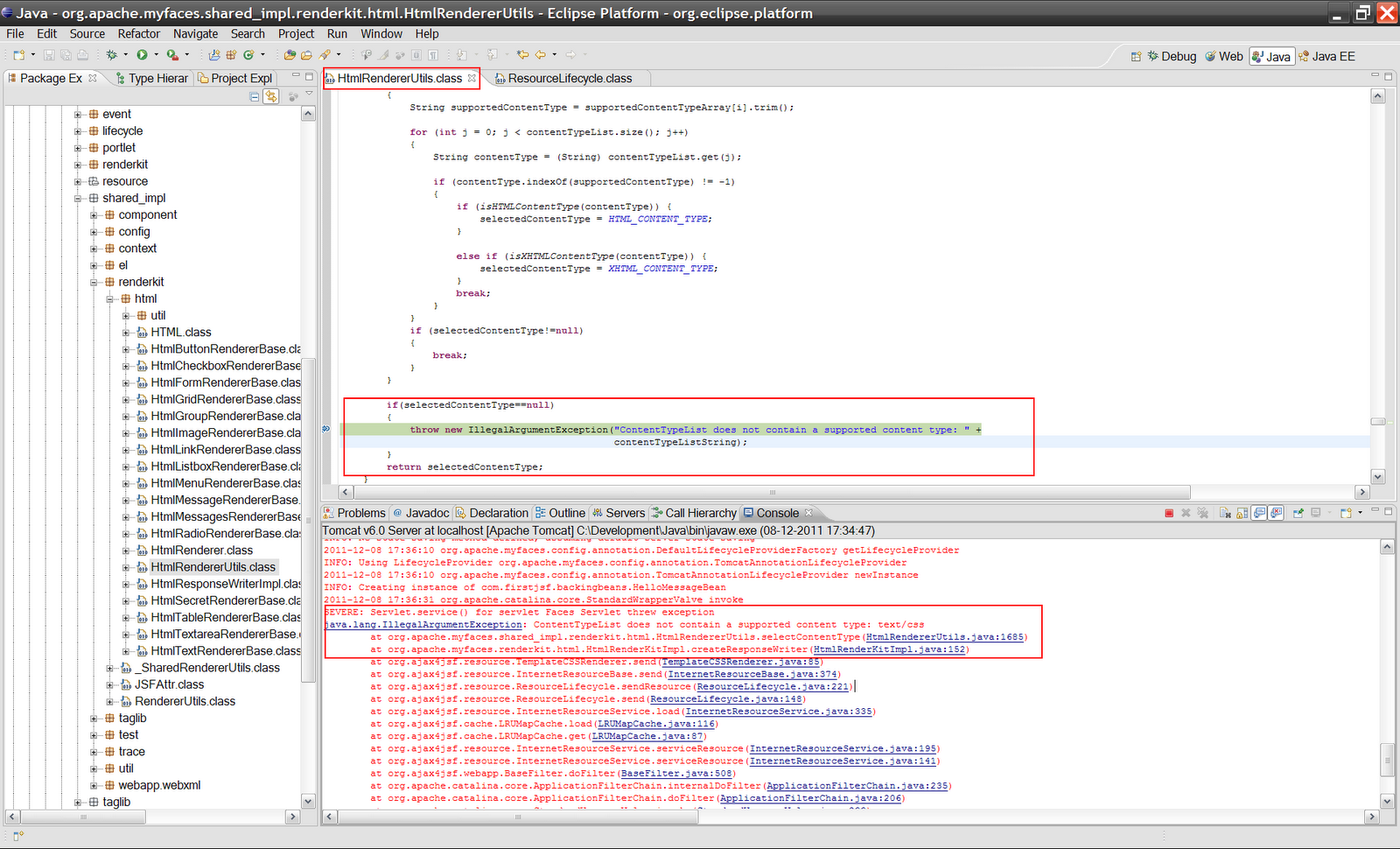 Technology for human console under eclipse shows that exception is thrown 1betcityfo Gallery