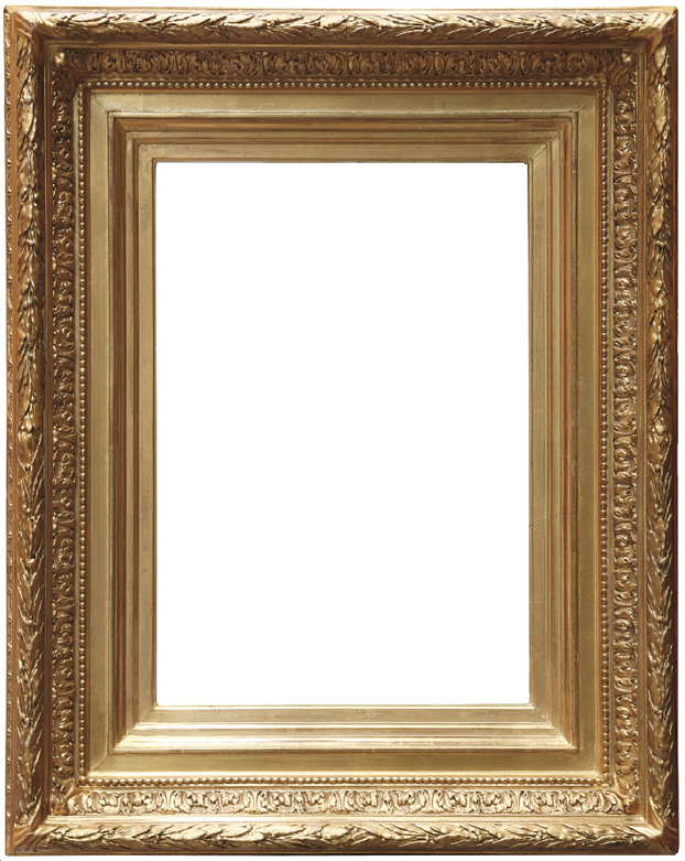 Gold frame new calendar template site for Small vintage style picture frames