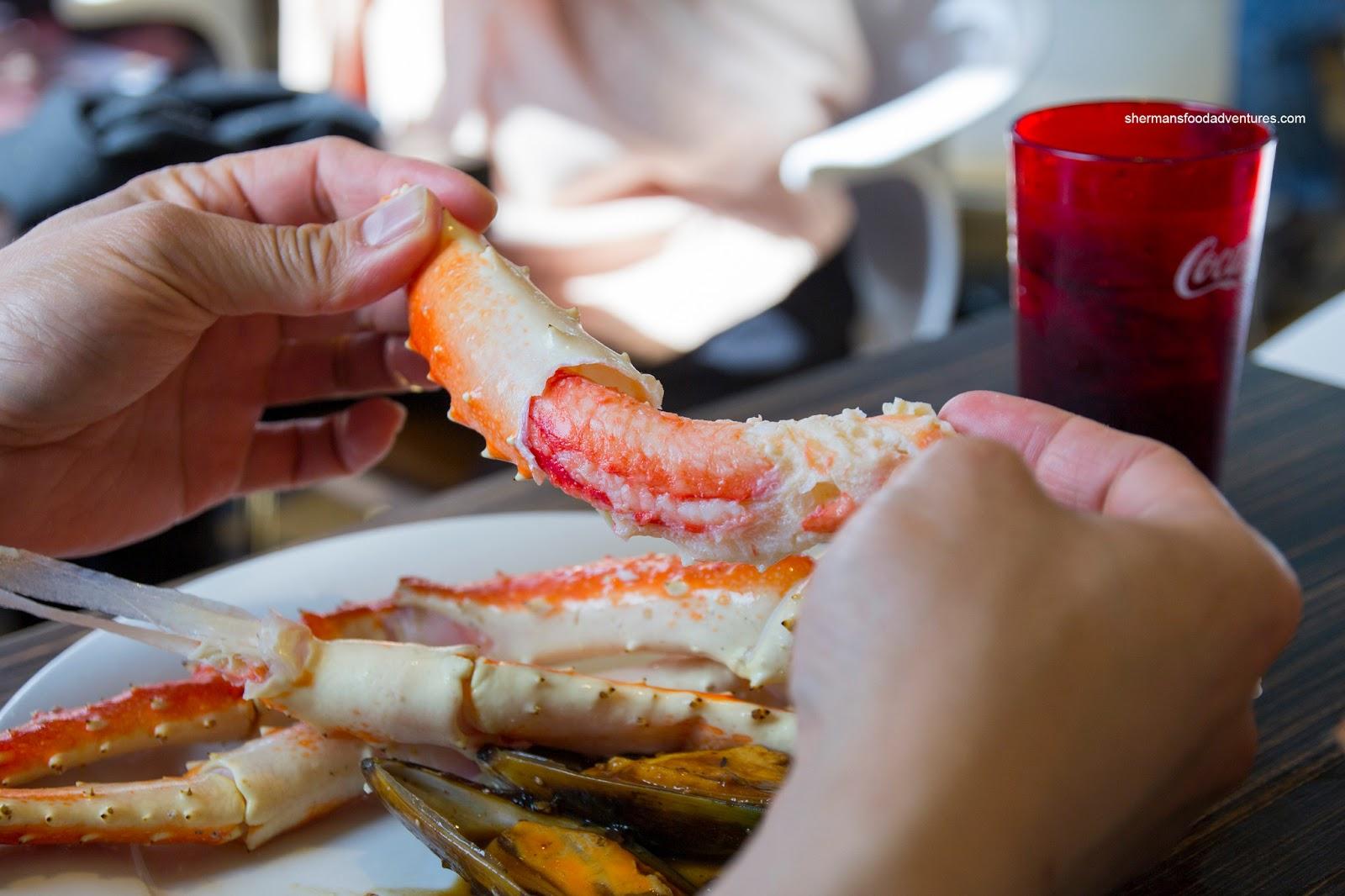 Potawatomi casino seafood buffet