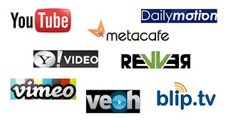 All video sharing sites
