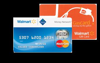 gas gift card walmart