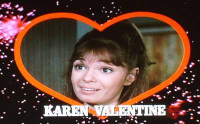 karen valentine shows