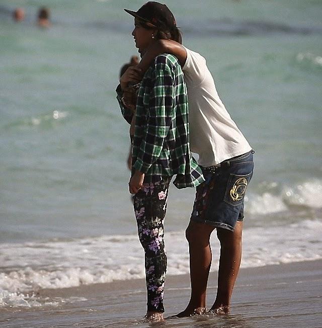A Pharrell Williams le gusta el mar