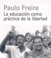 ♠ LA EDUCACIÓN COMO PRÁCTICA DE LA LIBERTAD (Pincha la imagen para descargar)