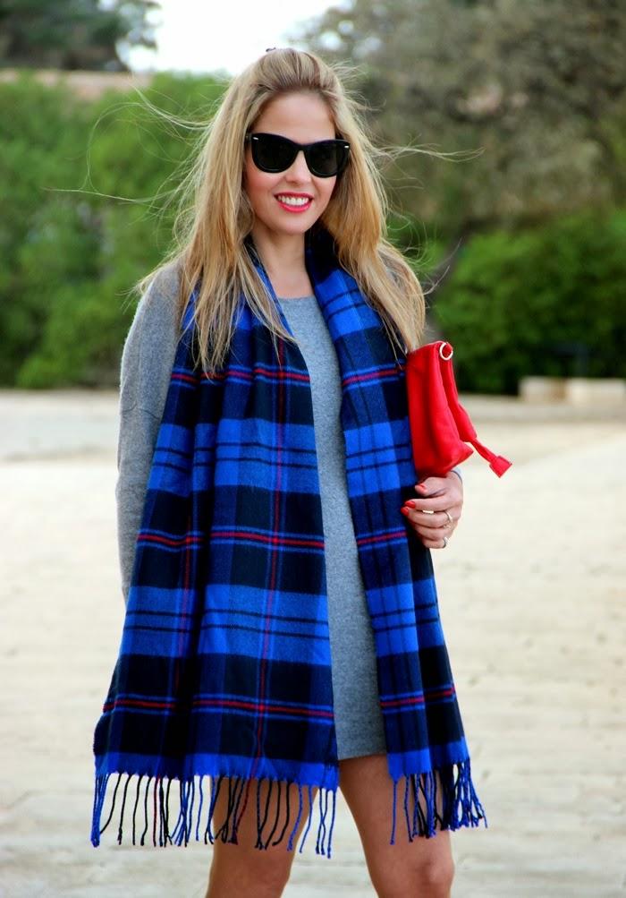 בלוג אופנה Vered'Style השמלה האפורה הקטנה