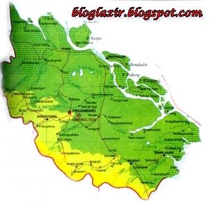 gambar peta provinsi kepulauan riau bloglazir