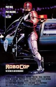Poster original de RoboCop