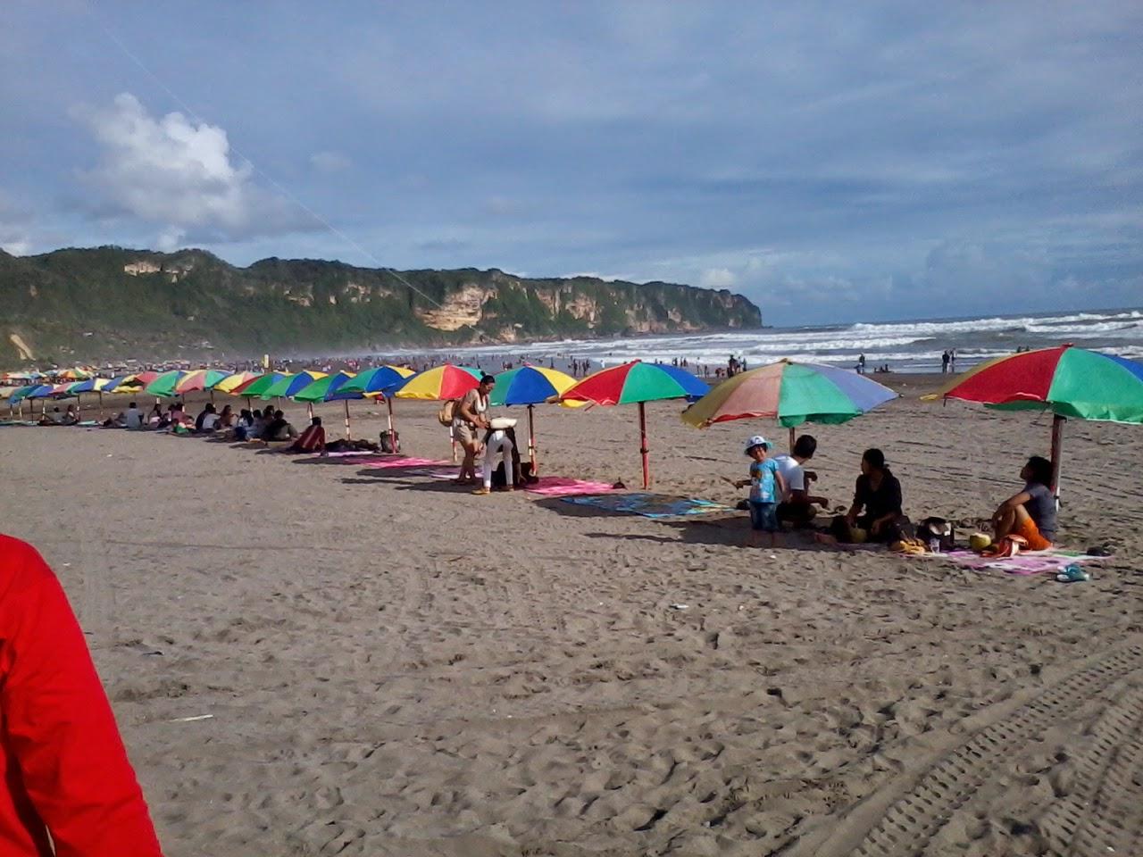 Parang Tritis Beach - Yogyakarta - Central java